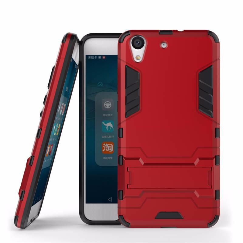 For Huawei Y6 II Y6 ii 2 CAM L03 L21 L23 Y 6ii Y 6 II CAM-L03 CAM-L21  CAM-L23 Case 5 5 inch Hybrid Silicone +TPU Case Cover For Huawei Y6II Y6 II  Case