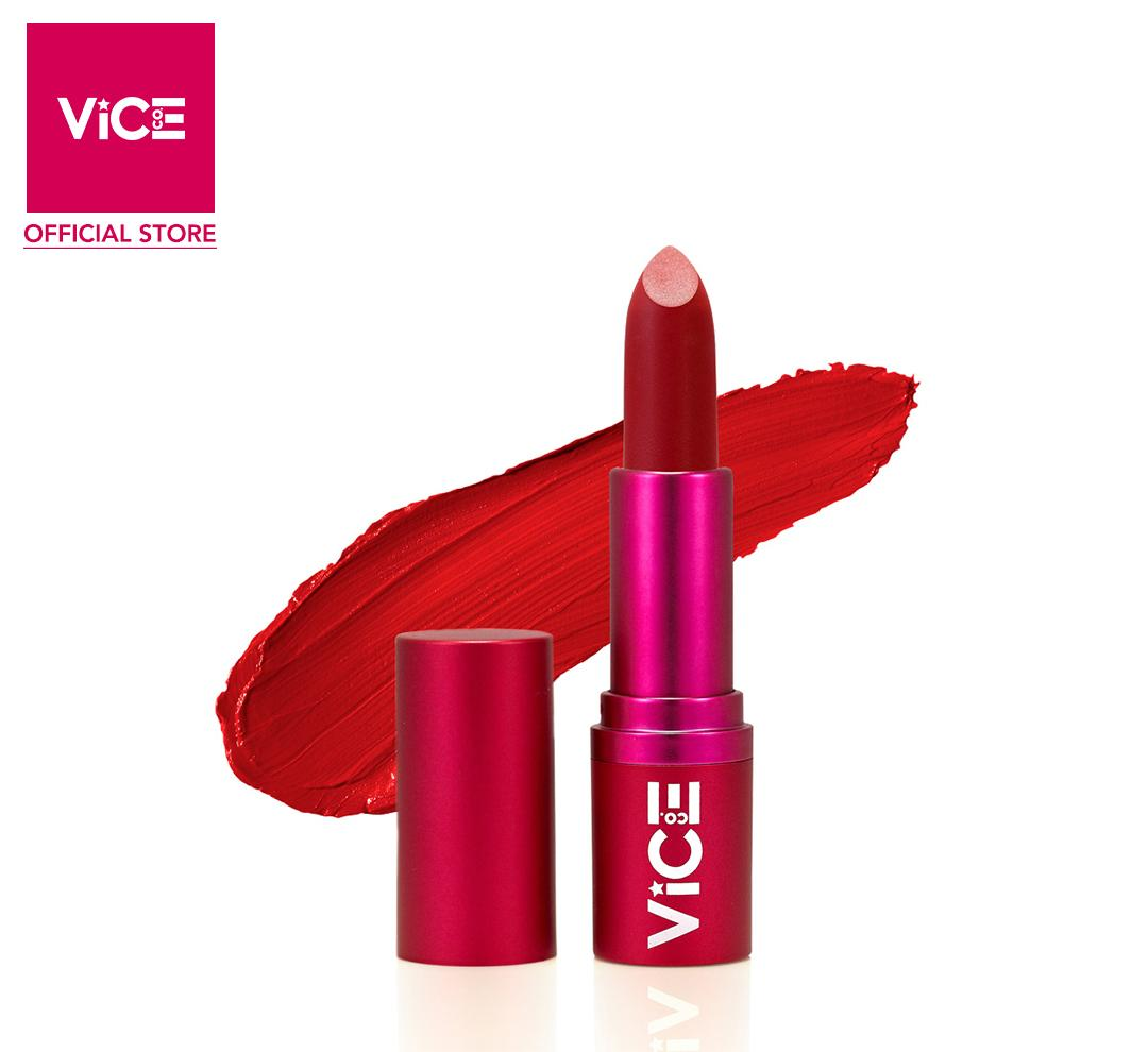Vice Cosmetics Good Vibes Matte Lipstick Jowa Pa More Philippines