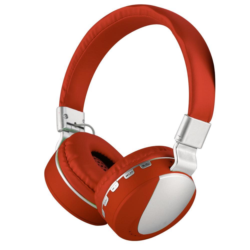TYLEX MS-K9 Wireless 4.2 Stereo Portable Bluetooth Hi-Fi On-Ear Headphones