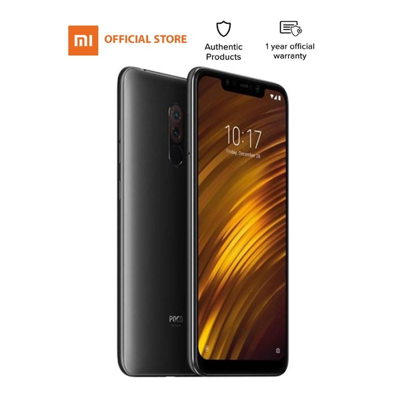 Pocophone F1 6GB RAM 64GB ROM With 1 Year Service Warranty