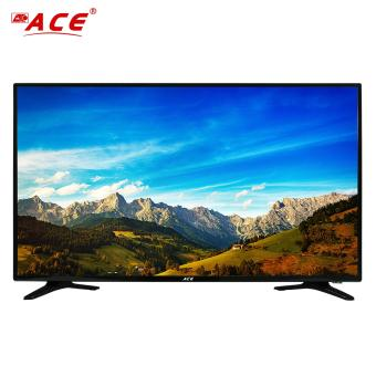 Ace 40 Slim HD TV Black LED-707 DN4