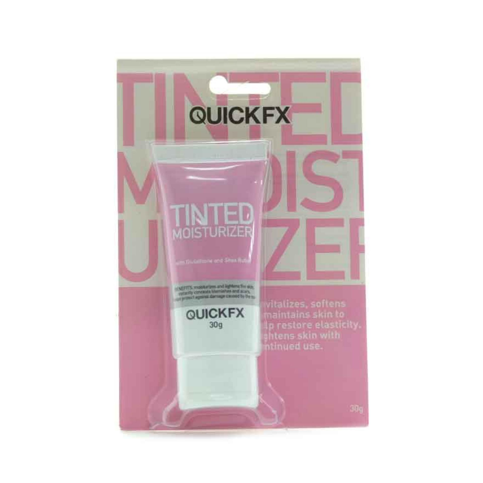 Quick Fx Tinted Moisturizer 30g By Watsons Personal Care Stores.