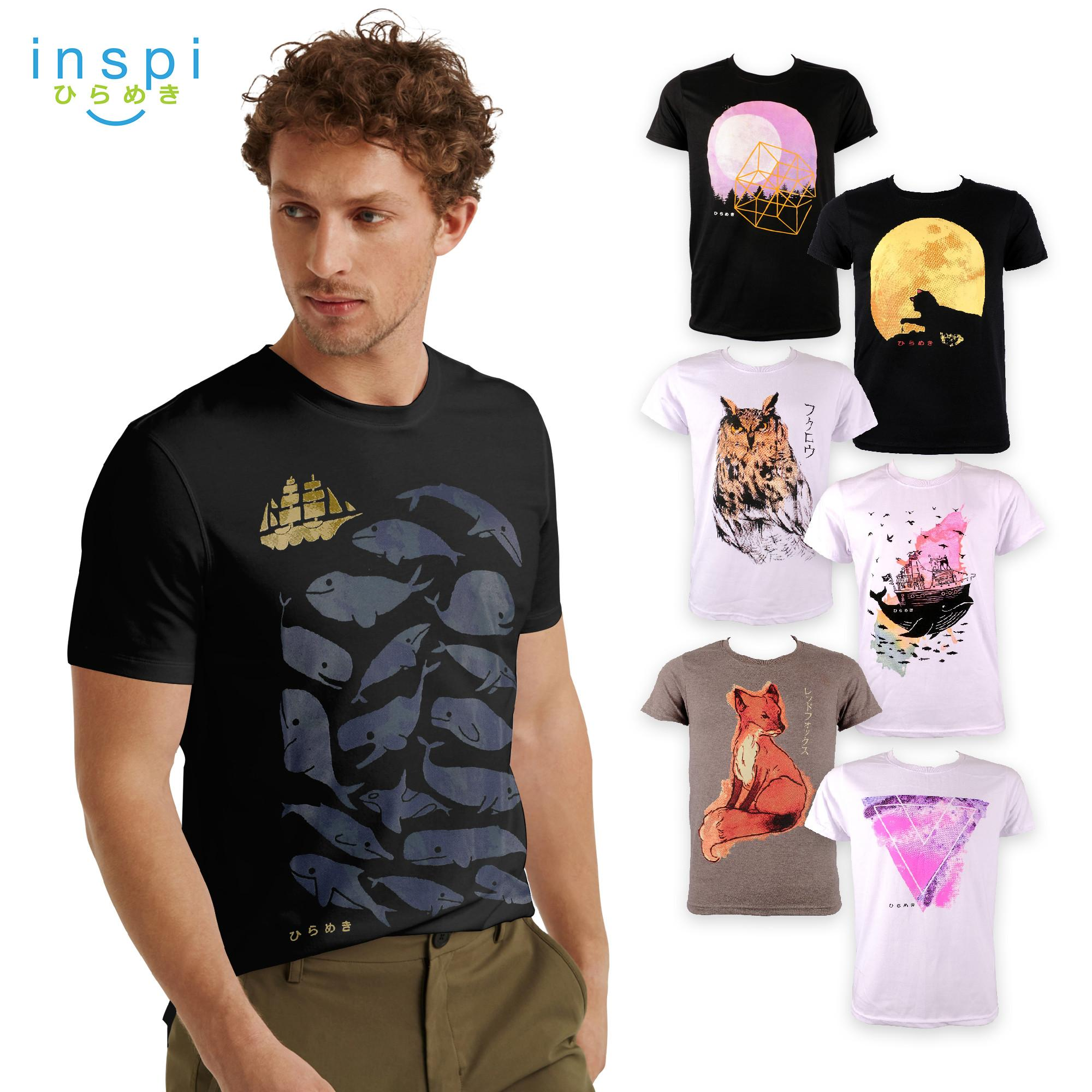 INSPI Tees Water Color Collection tshirt printed graphic tee Mens t shirt  shirts for men tshirts 5ddf05cd0405