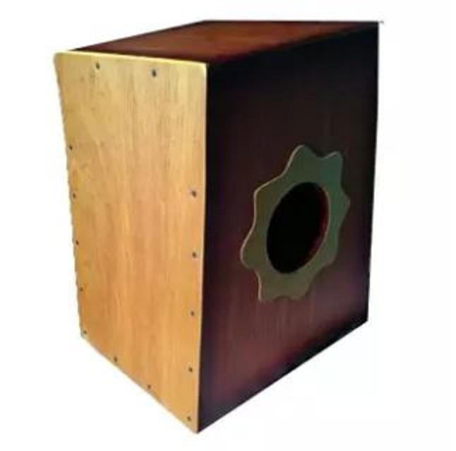 Cajon Beat Box (brown) By Sonix Sports And Music Store.