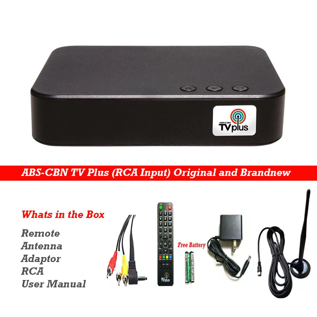 Tv Receiver For Sale Satellite Prices Brands Specs In Different Types Of Tuner Abs Cbn Plus Original Tested Brandnew