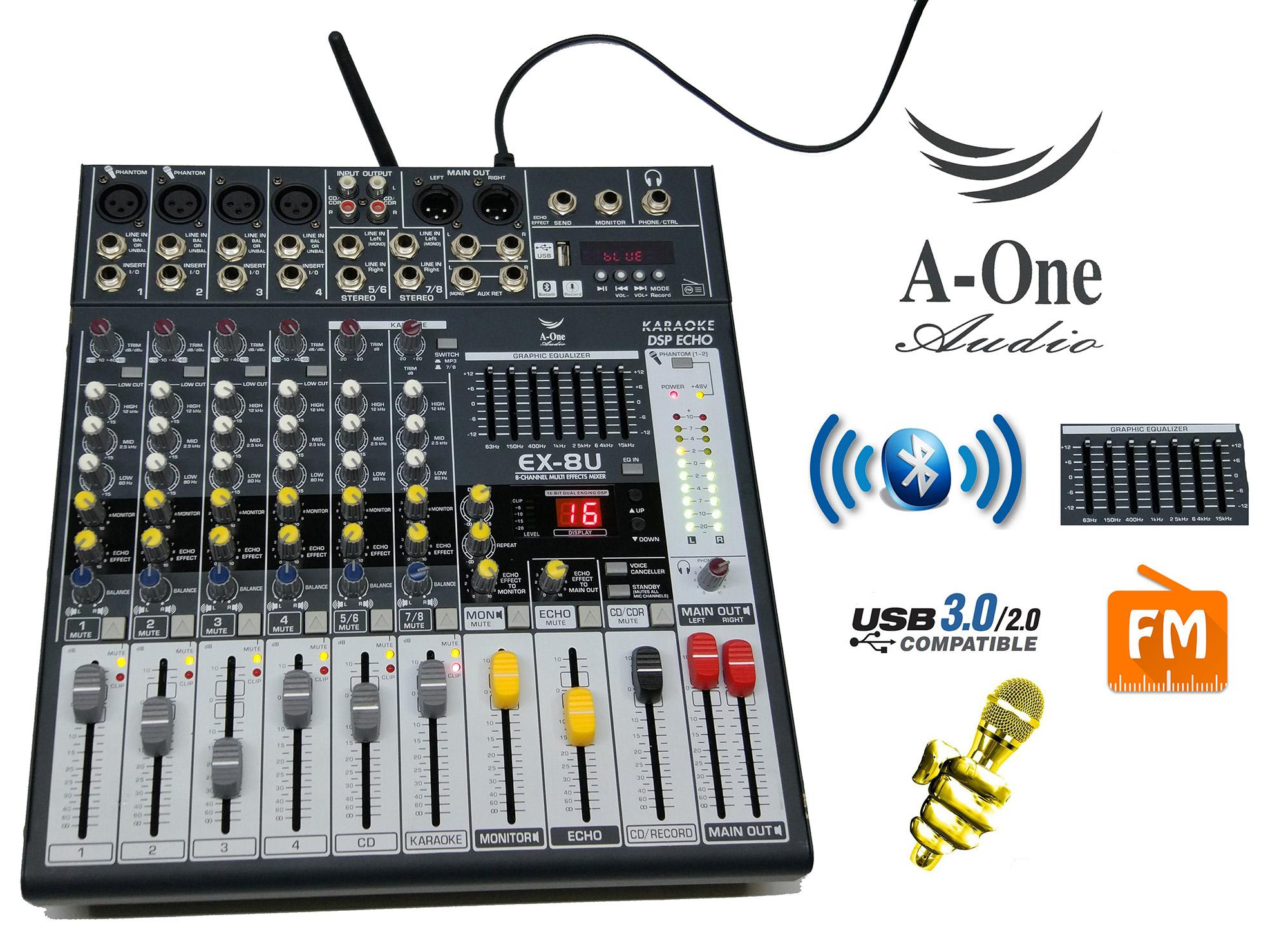 Mixers For Sale Audio Interface Prices Brands Specs In 5 Channel Portable Mixer A One Ex 8u 8 Channels Professional Usb Sd Mp3