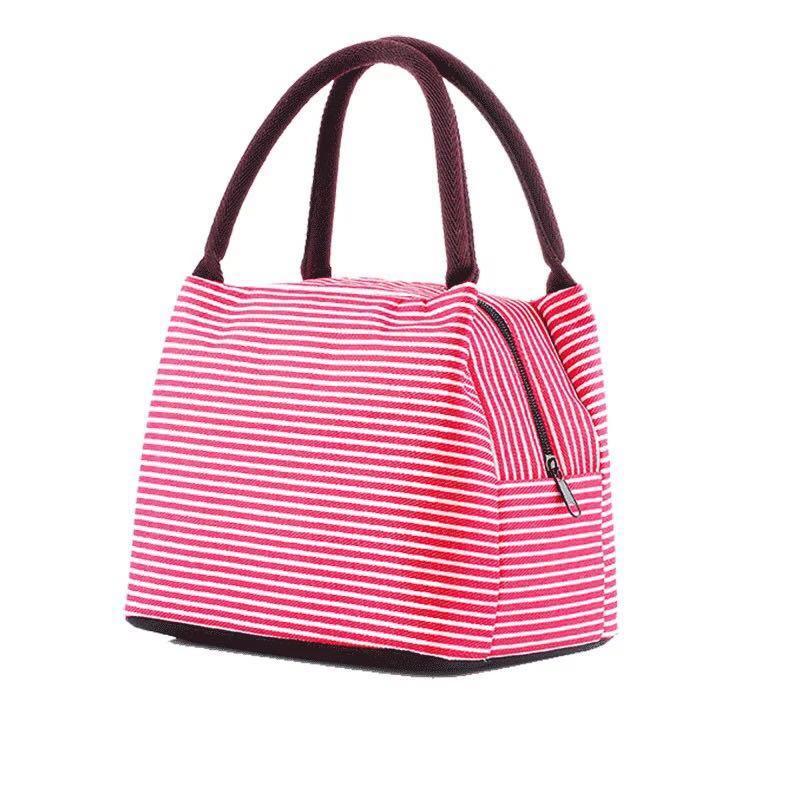 3eb490fa8c9a Food Warmer Aluminum Foil Insulation Bag Cold Bag Lunch Bag Picnic Lunch  Zipper Lunch Box Bag