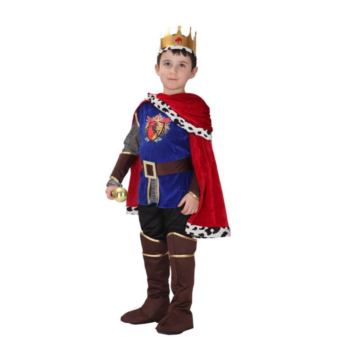 Honorable Prince Costume for Kids United Nations Costume Boy