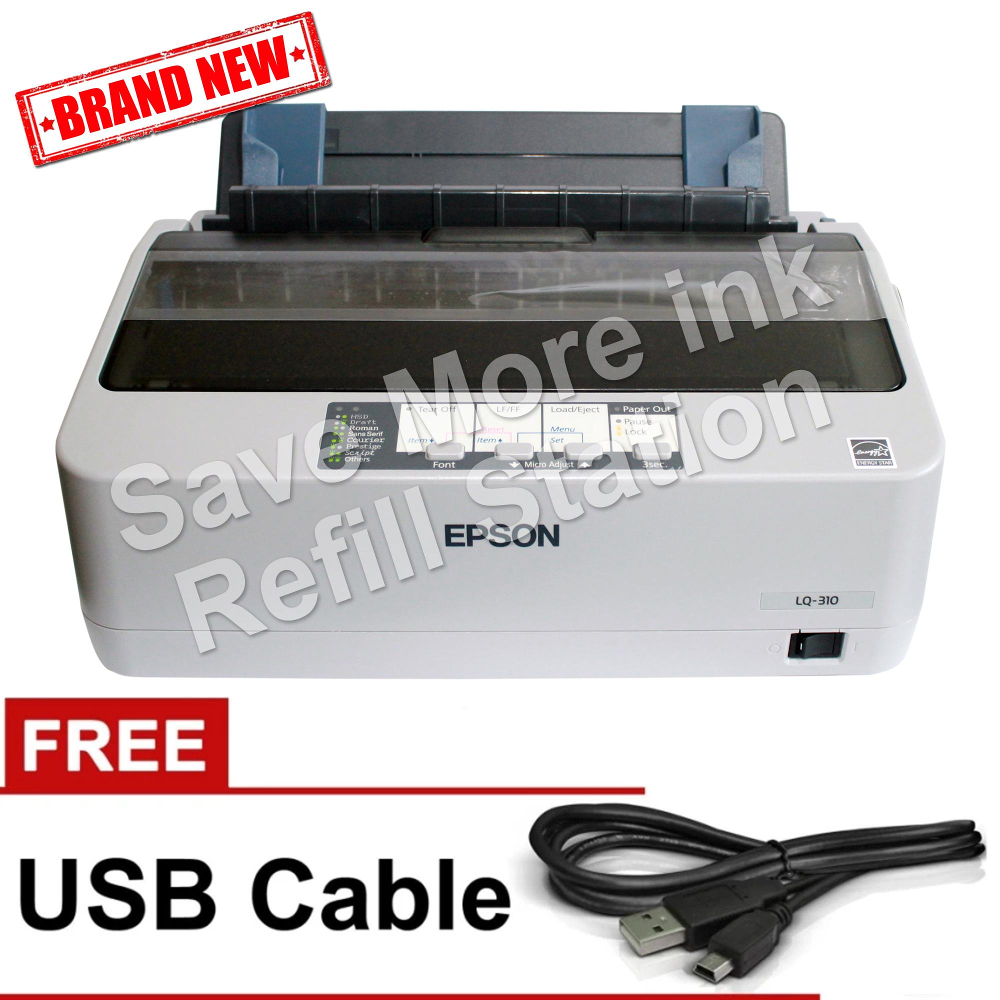 Kabel Head Epson Lx310 Original New Philippines Dot Matrix Printer For Sale Prices Lq 310