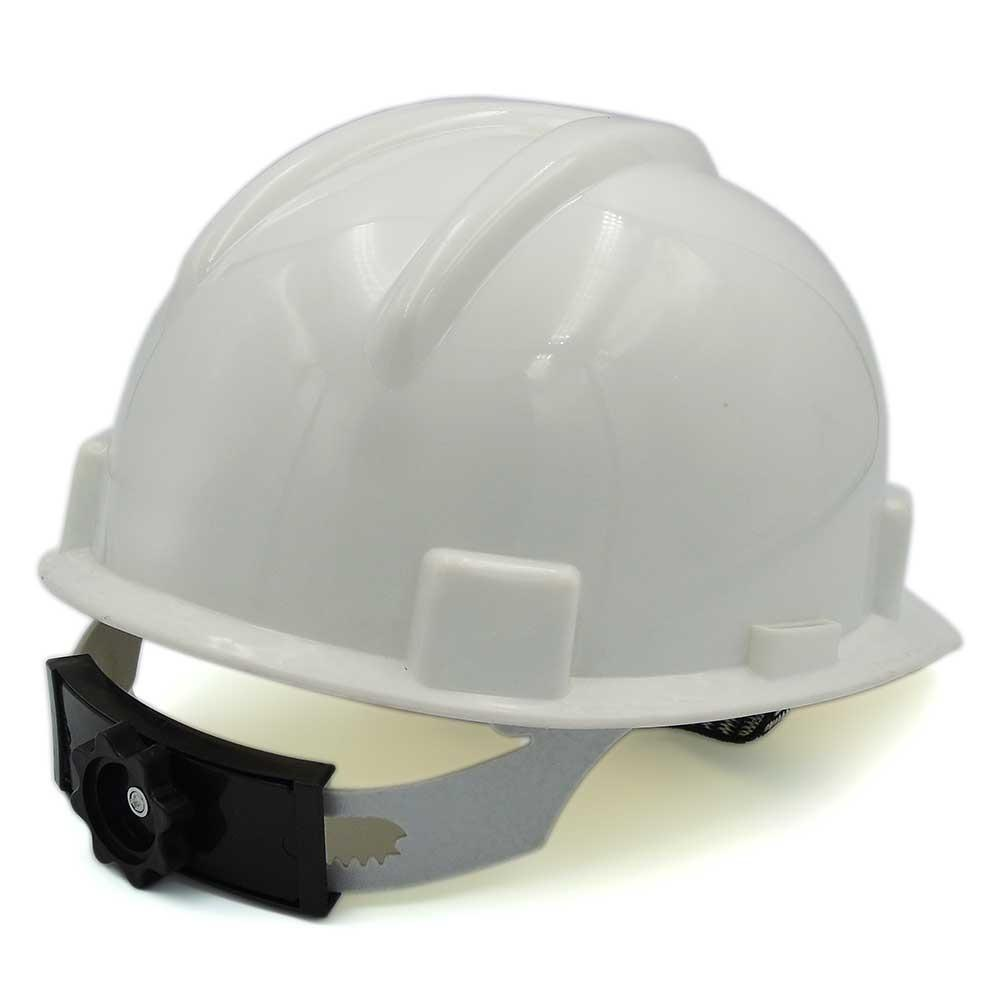 53477f534fc Construction Hard Hat Safety Helmet w  Chinstrap ANSI Type I Class E   G