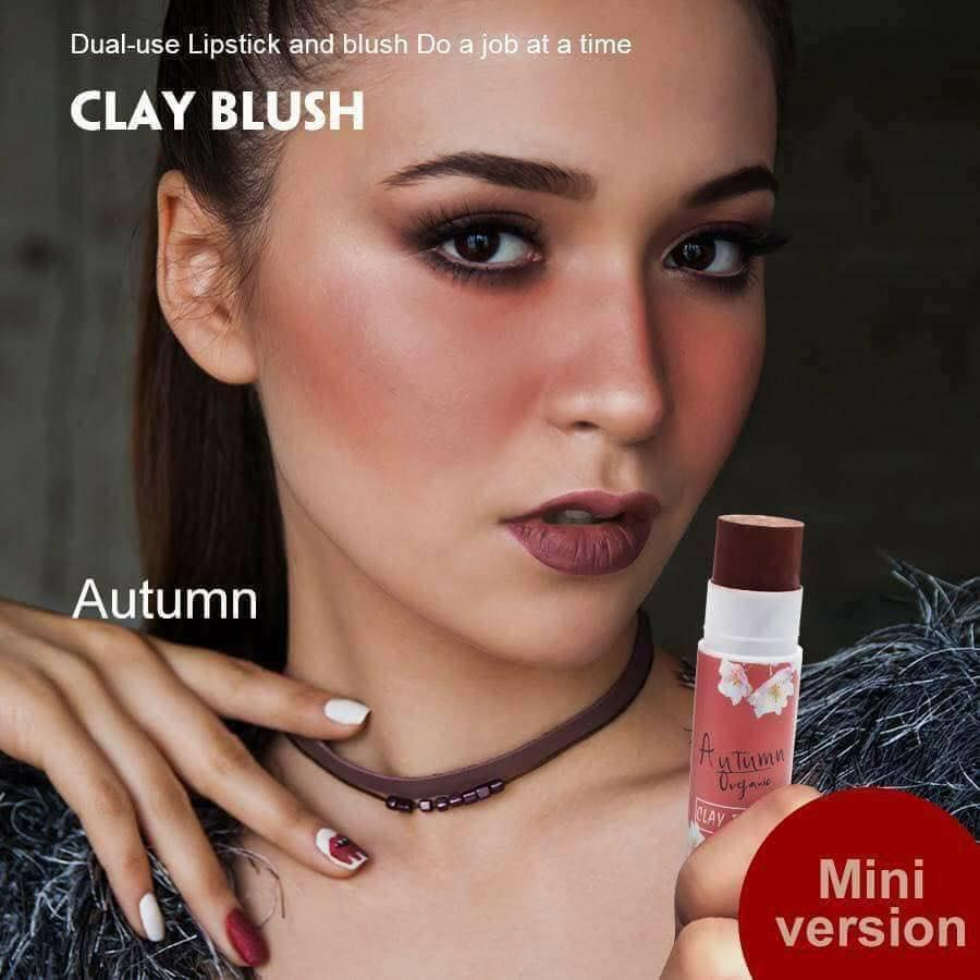Mini Clay Blush by Autumn Organic Philippines