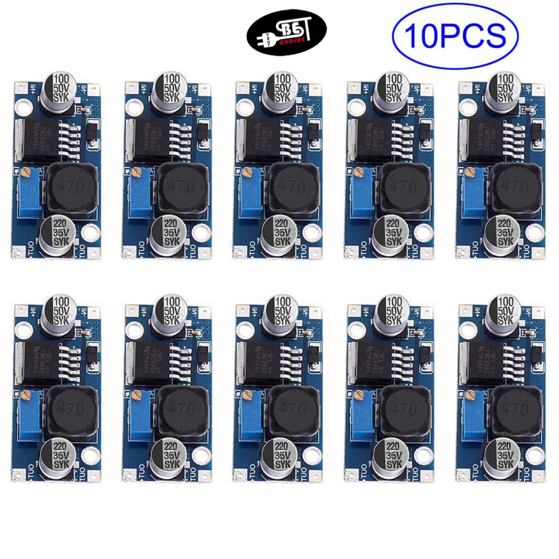 Oem Philippines Pc Power Supply For Sale Prices Reviews 01v To 50v Variable Ybc 10pcs Dc Voltage Step Down Regulator Module Converter Lm2596 Intl