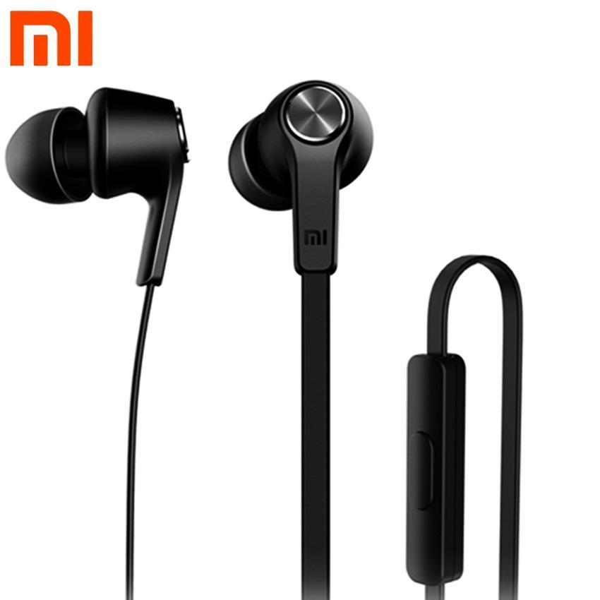 Xiaomi Piston HSEJ02JY Earphones Basic In-Ear 3.5mm Mi Earphone flat Line Control With