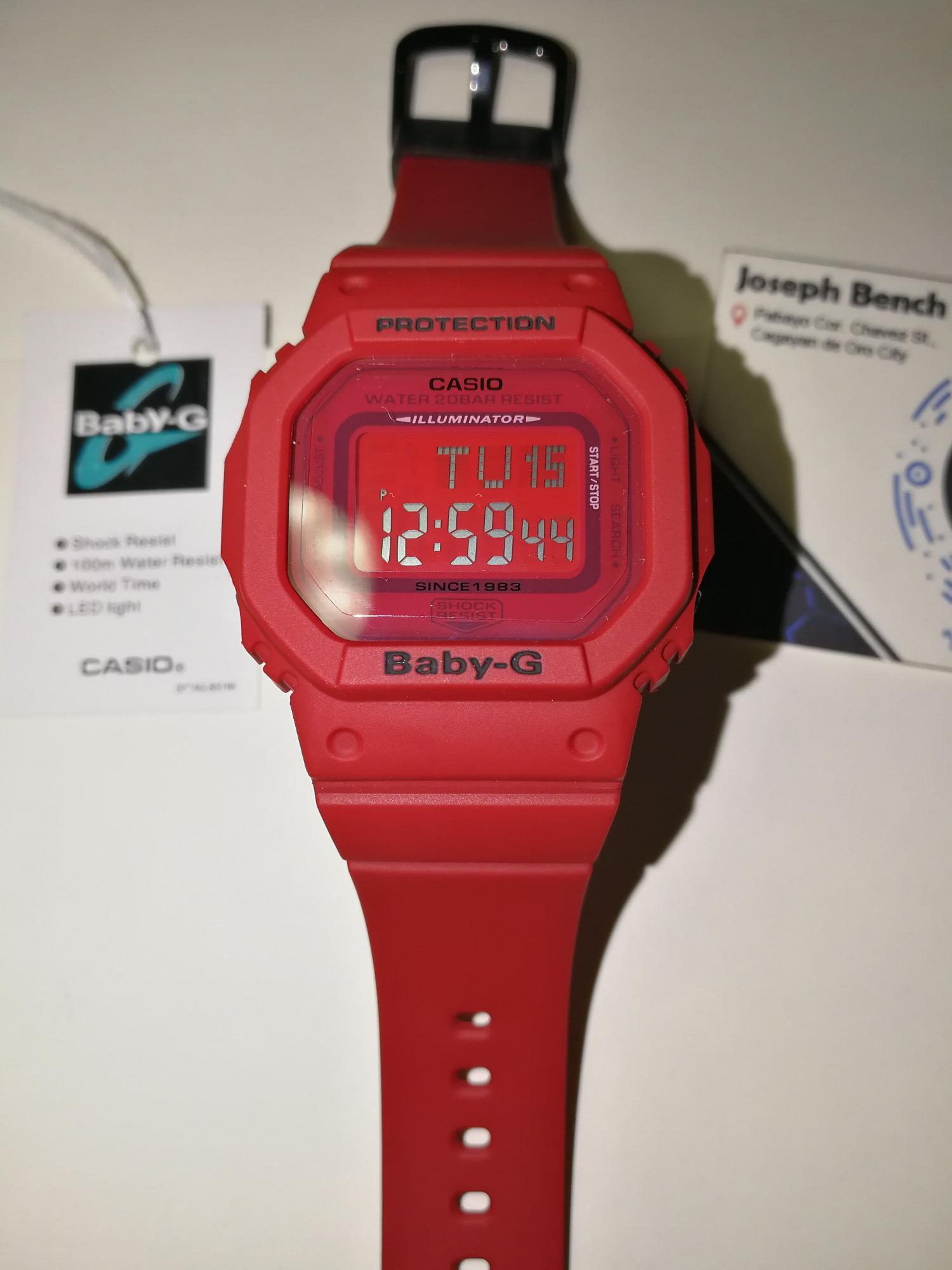Buy Sell Cheapest Baby G Bgd5635c Best Quality Product Deals Casio Bga 230 7b2 Original Dw5600 Water Resistant Autolight Oem Japan