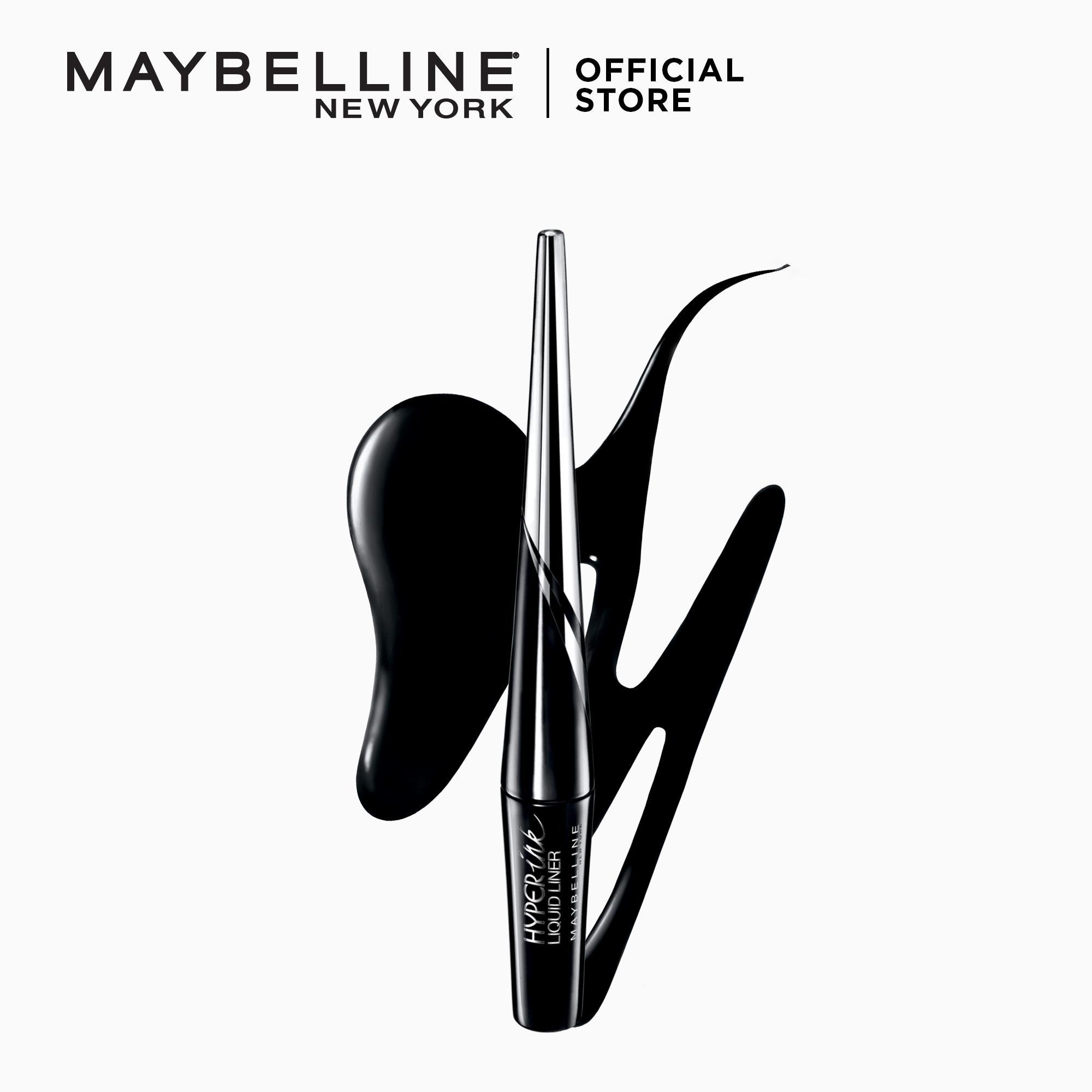 Kajal Brands Eye Liner On Sale Prices Set Reviews In Maybelline Hyper Ink Liquid Hyperink Dip Pen Eyeliner Black Easy To Use By