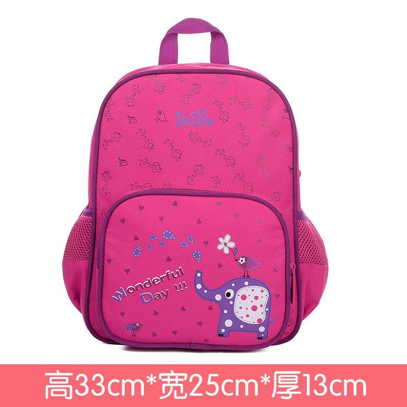 edbd81588a82 Delune Product Kindergarten School bag bags Big Intermediate Light age of 3- 5 Cute Cartoon
