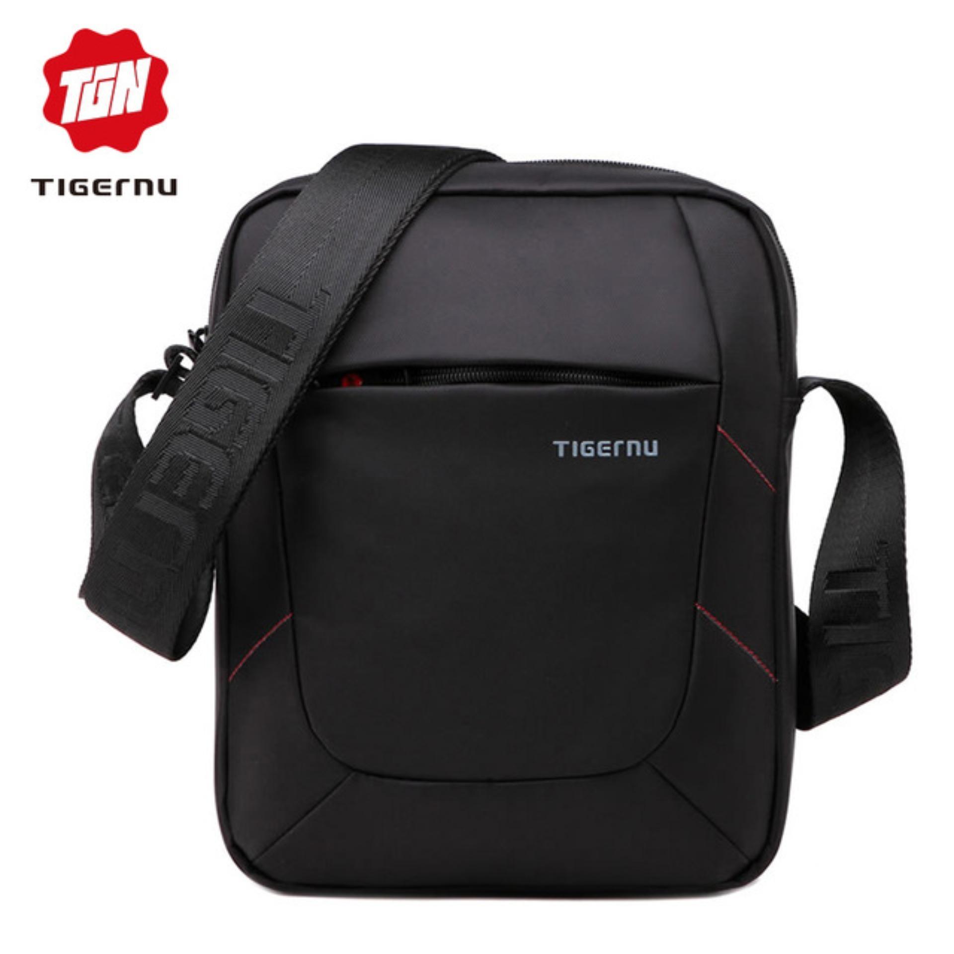 f81afba4f138 11116 items found in Messenger Bags. Tigernu Waterproof Men s Casual  Business Shoulder Messenger Bag for Phone Wallet 5108 - intl