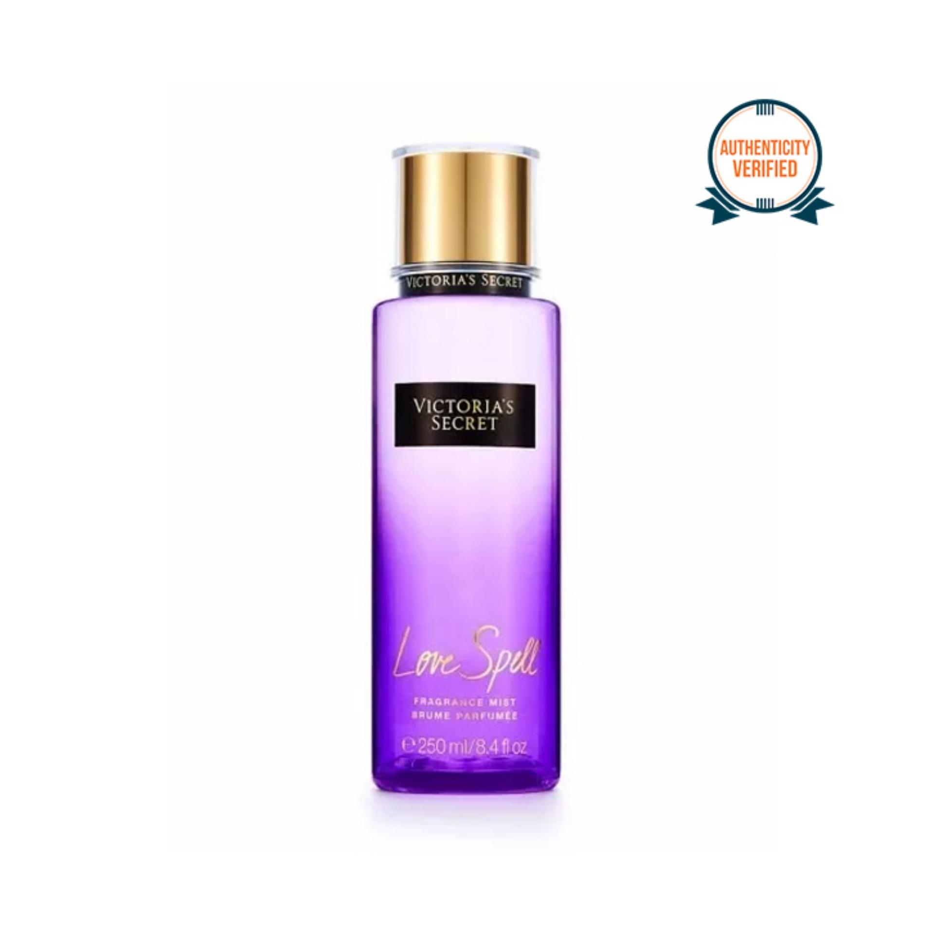 8569f6f74f575 Victoria's Secret Love Spell fragrance Mist 250ml
