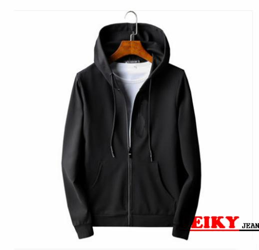 Men's Unisex Hoodie Jacket Thick Quality