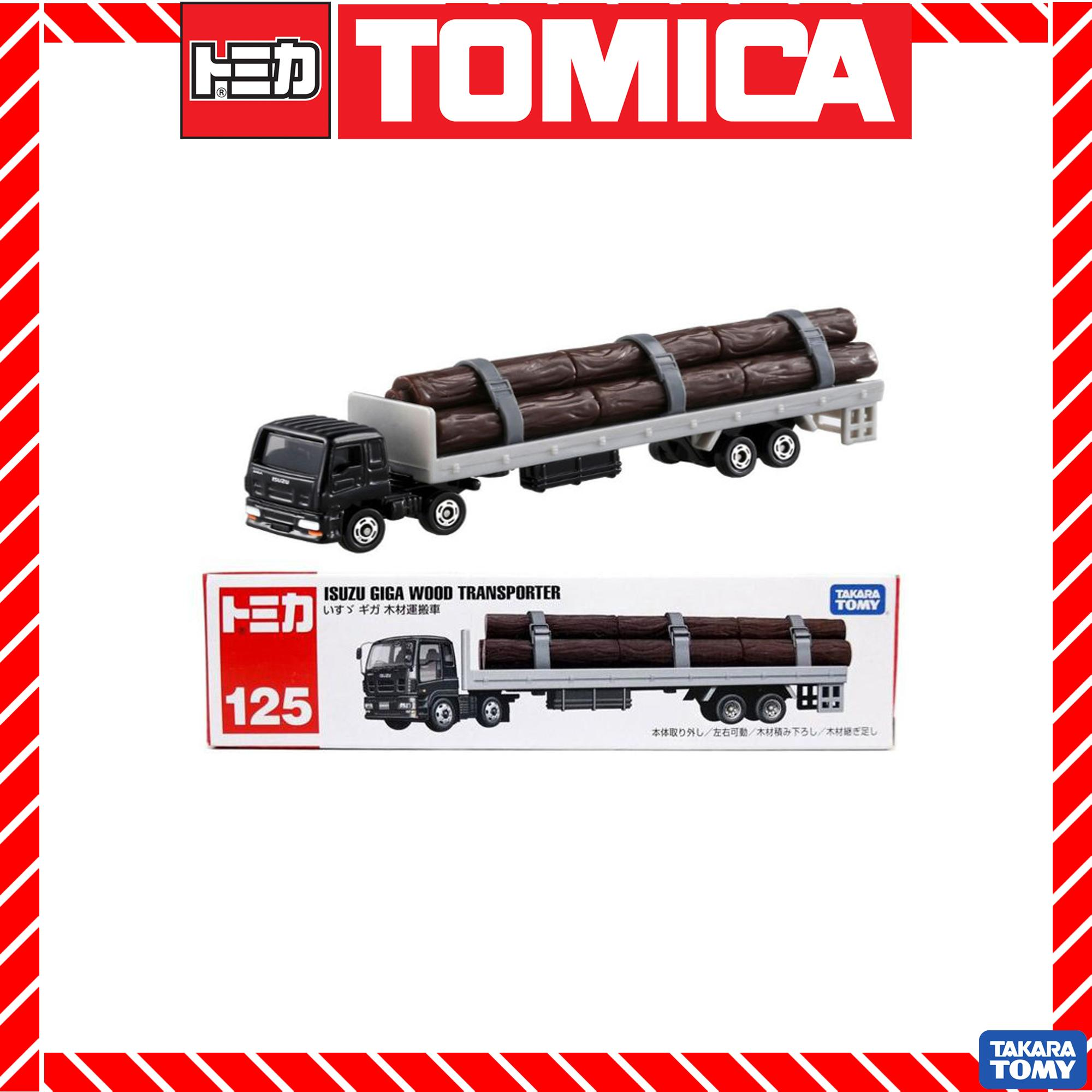 Tomica Philippines Price List Toy Car Truck For Lionel Trains Supero Remote Control Switches No 112 Die Cast No125 Isuzu Giga Wood Transporter