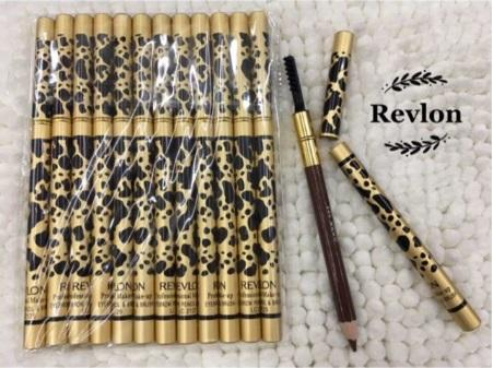 Revlon Professional Make - up 2 in 1 Eyebrow Pencil & Brush 1pc Philippines