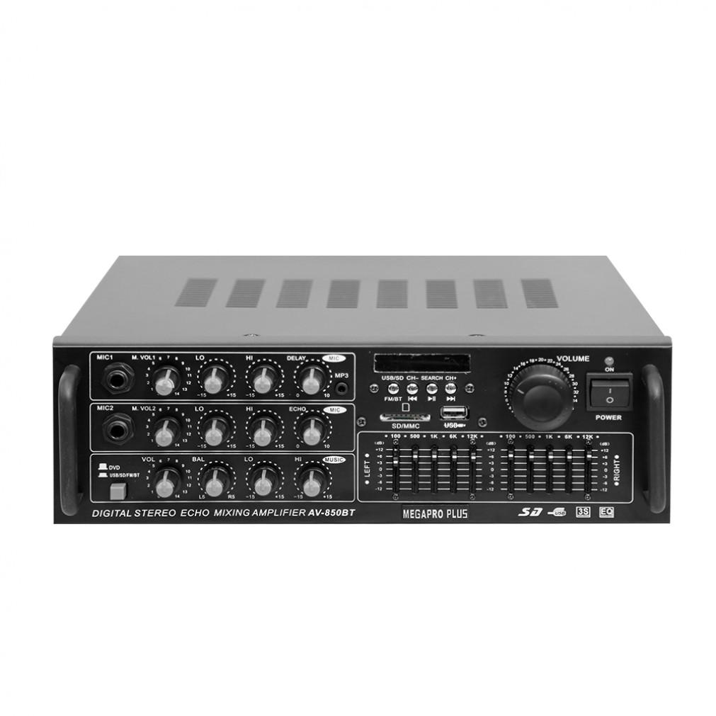 Audio Amplifier For Sale Av Receiver Prices Brands Specs In Lm386 As Btl Circuit Diagram Amplifiercircuit 850bt Mp Mega Pro Plus Power With Bluetooth Fm Function