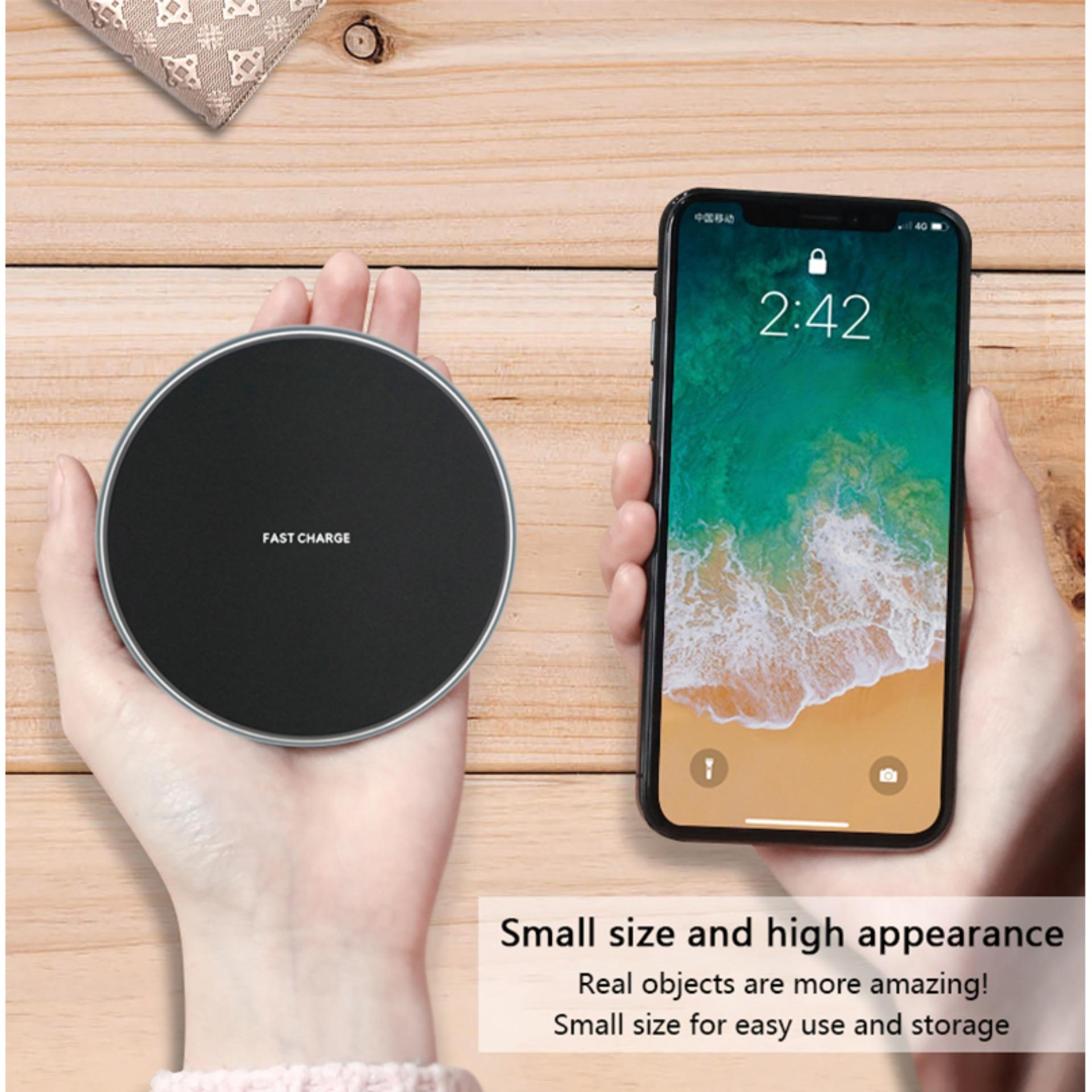 Wireless Charger For Sale Phone Prices Brands Samsung Galaxy A8 Free Anker Powerport Grey U Like Quick 30 Charging Pad S9
