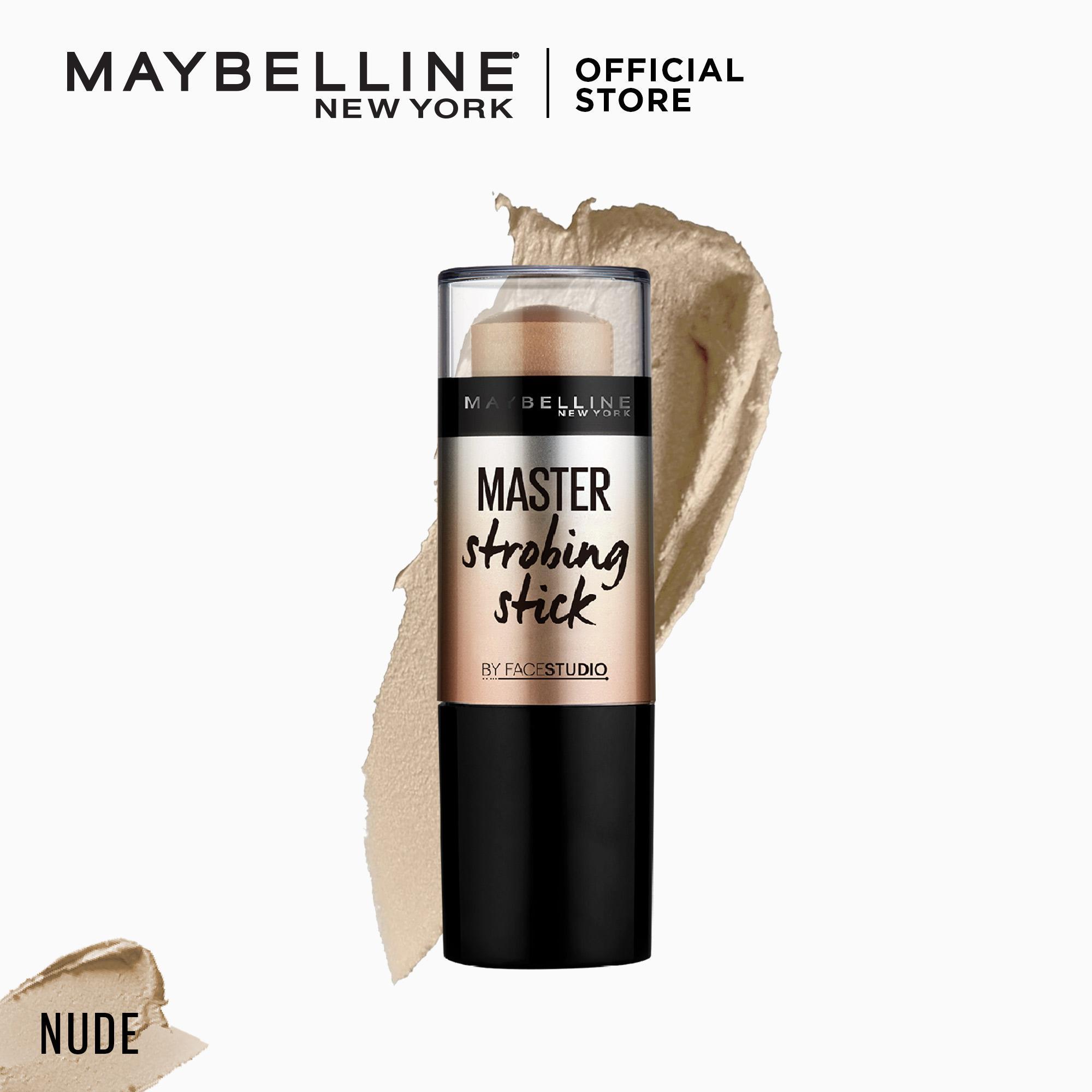 Shimmer Highlights Brands High Lighter Makeup On Sale Prices Set Maybelline Face Studio V Shape Powder 01 Light Med Master Strobing Stick Nude