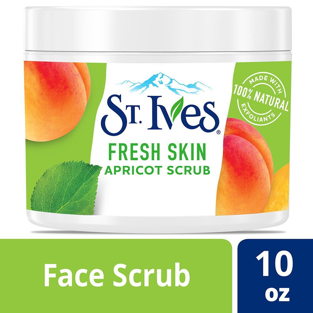 St. Ives Facial Scrub Fresh Skin Apricot 10oz