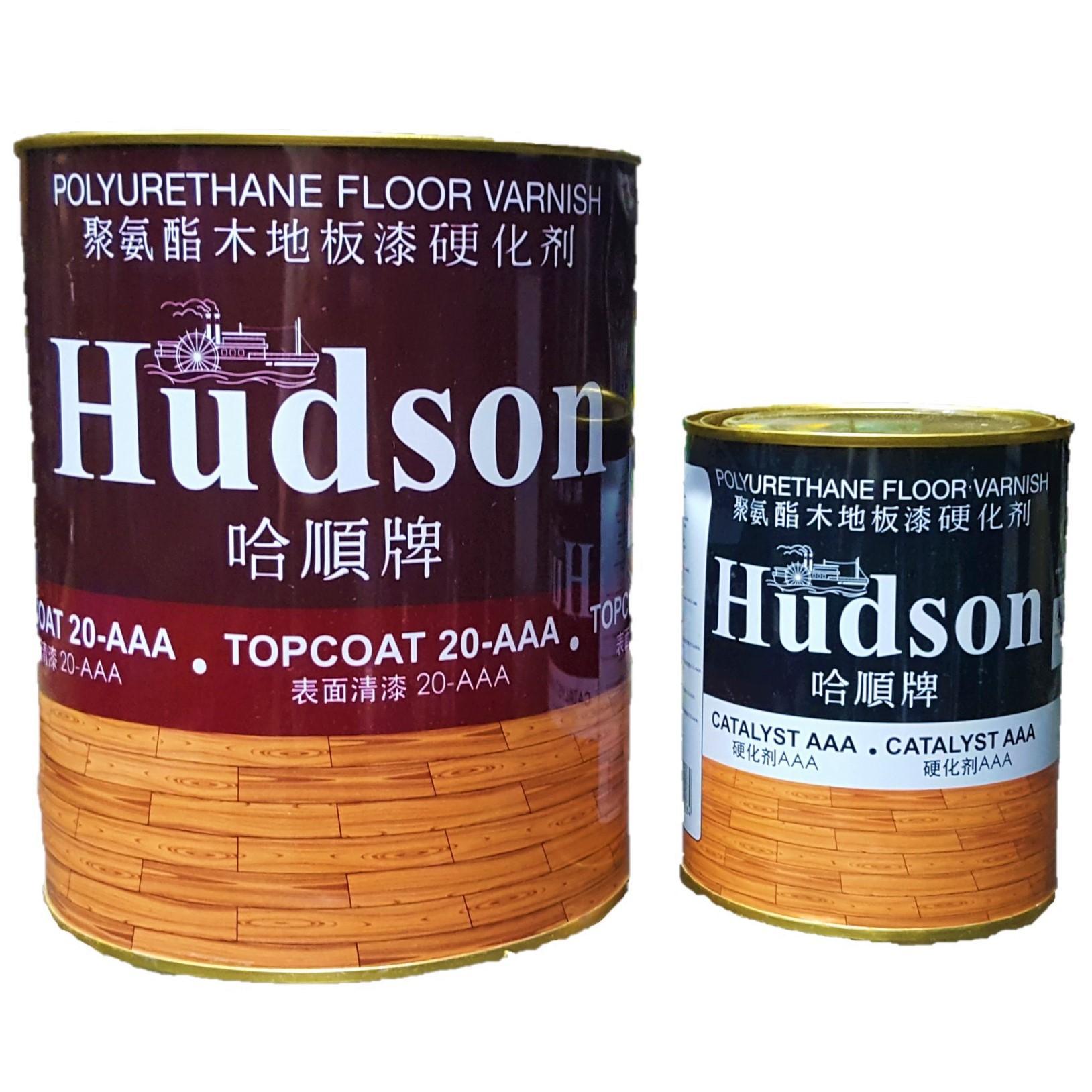 Hudson Polyurethane Floor Varnish Topcoat - 1L or 4L | Lazada PH