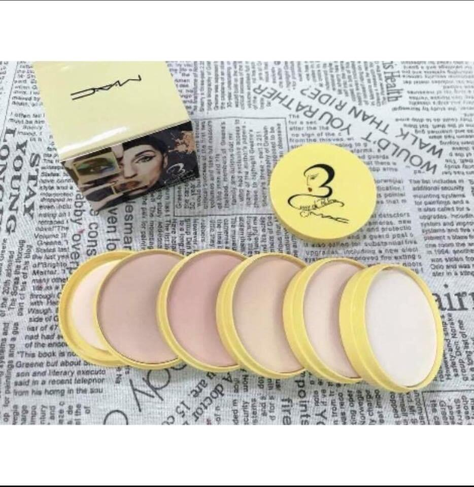 Mac 5in1 matte pressed powder Philippines