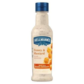 Hellmann's Honey & Mustard Salad Dressing 210ml / USA