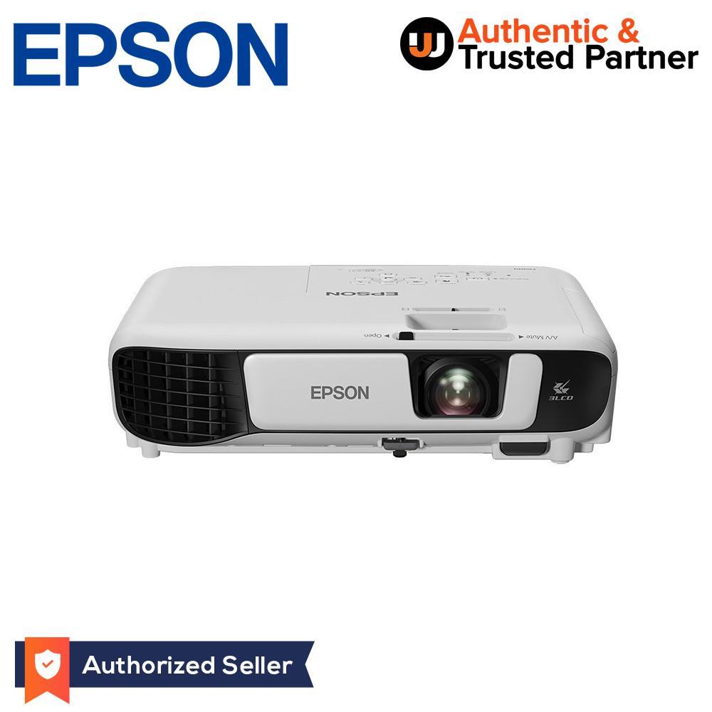 Epson EB-S41 SVGA Projector (White)