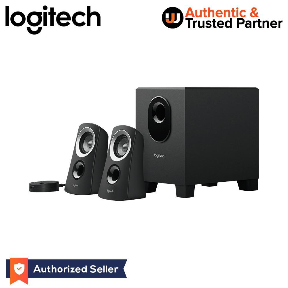 Logitech Z213 Compact 21 Multimedia Speaker