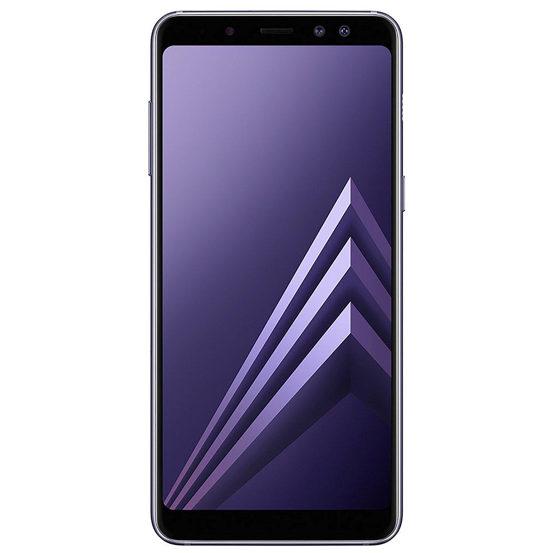 Samsung Galaxy A8 2018 Dual 64GB 6GB LTE Gray