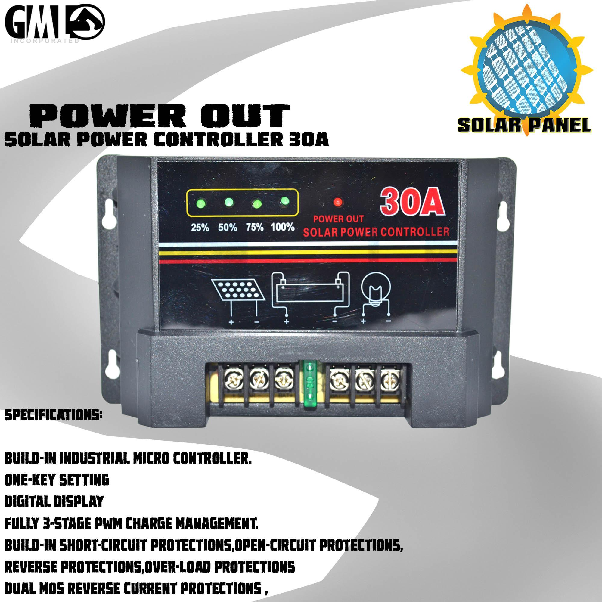 Solar Philippines Price List Led Light Set For Sale Lazada 12v 24v Panel Charger Circuit Limited Stock Heavy Duty Charge Controller W Usb Port Display 30a