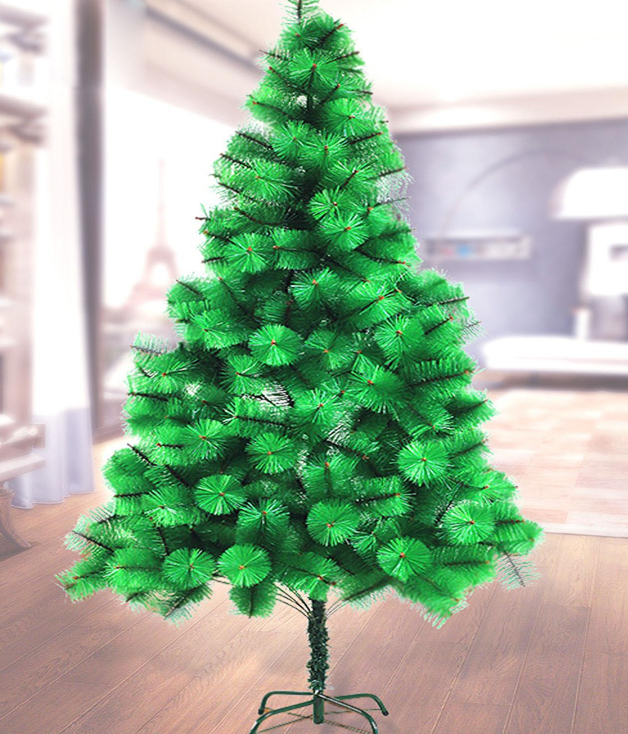 christmas tree 120cm 4ft green
