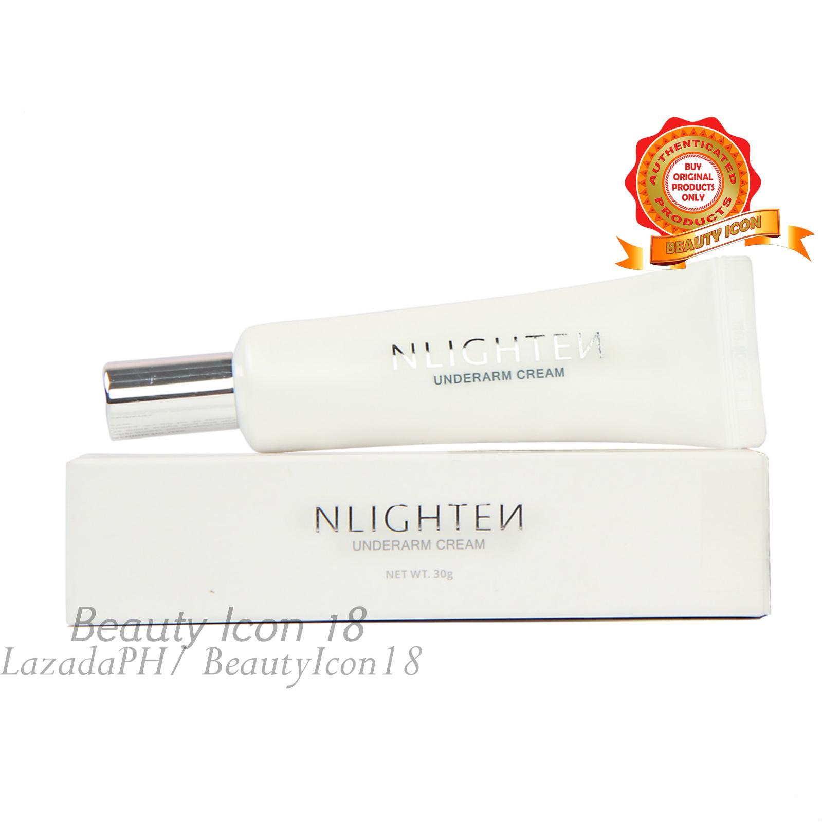 NLighten Underarm Isntant Brightening Cream 30g
