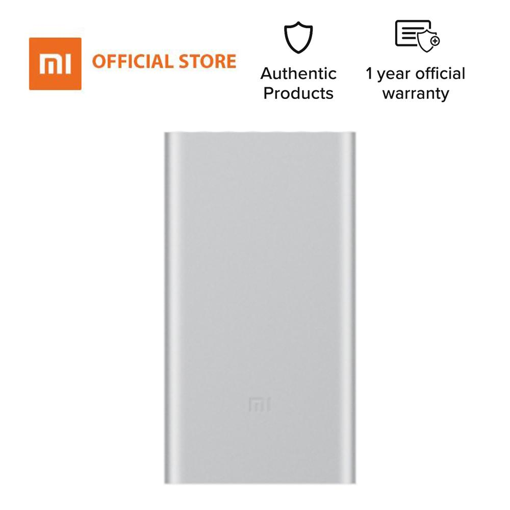Xiaomi Philippines Power Bank For Sale Prices Reviews Official Powerbank 2 10000mah Mi New Version Silver Lithium Polymer Battery Auto Detection