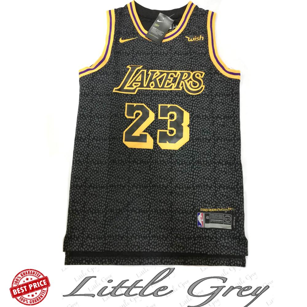 eb2c054e8 Philippines. Lakers Lebron James  23 Swingman Basketball Round Neck Jersey  Collection