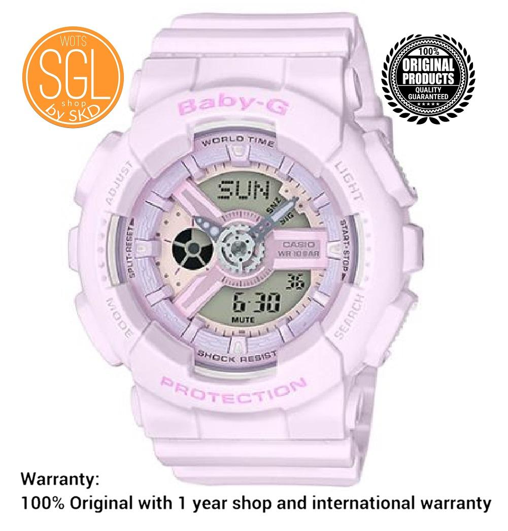 Casio Baby G Philippines Price List Jam Tangan Wanita Original Bgd 501 4 Matte Flower Image Pink Color Model Series Ba110 4a2 Sgl