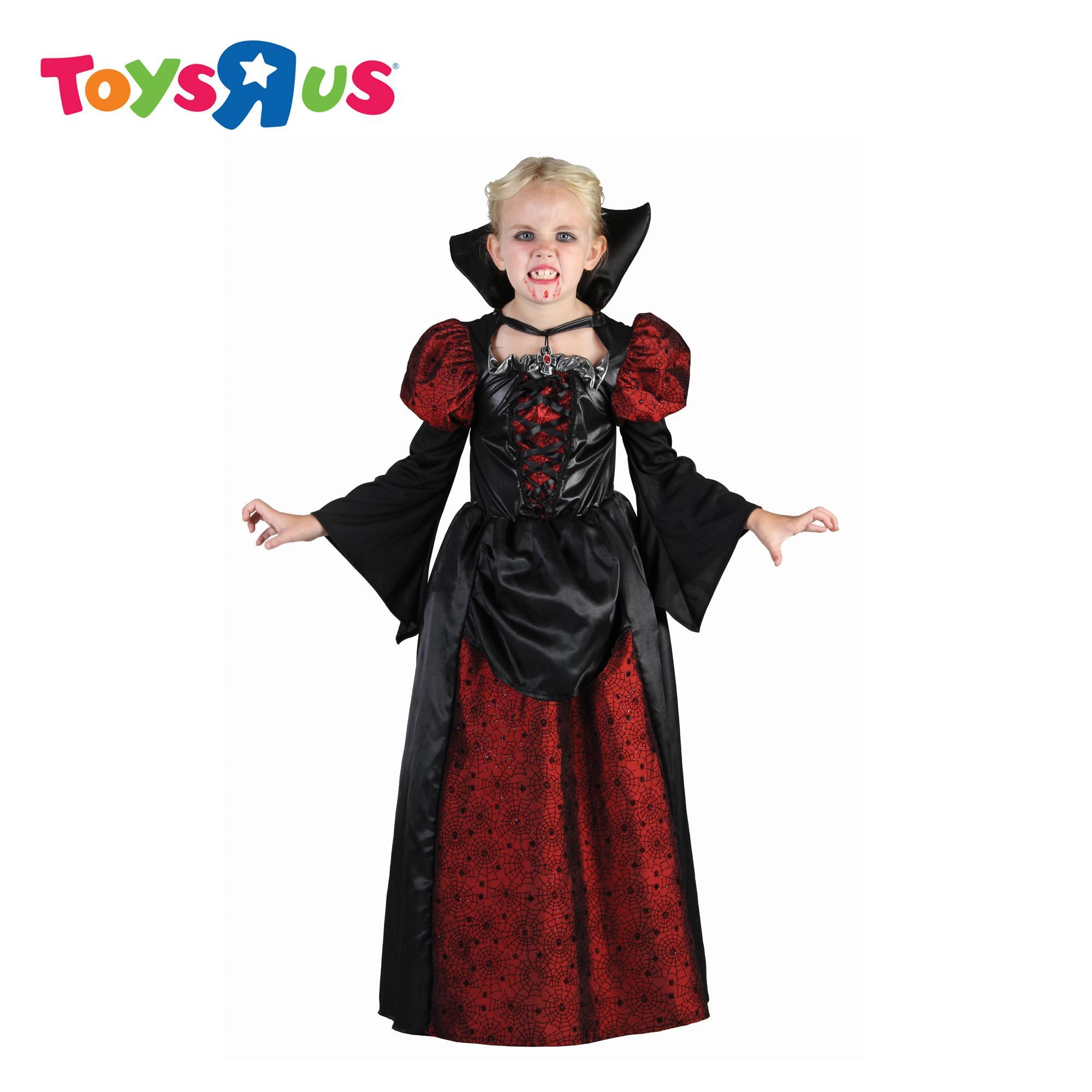 Mavis Halloween Costume Toddler.Deluxe Vampiress Large