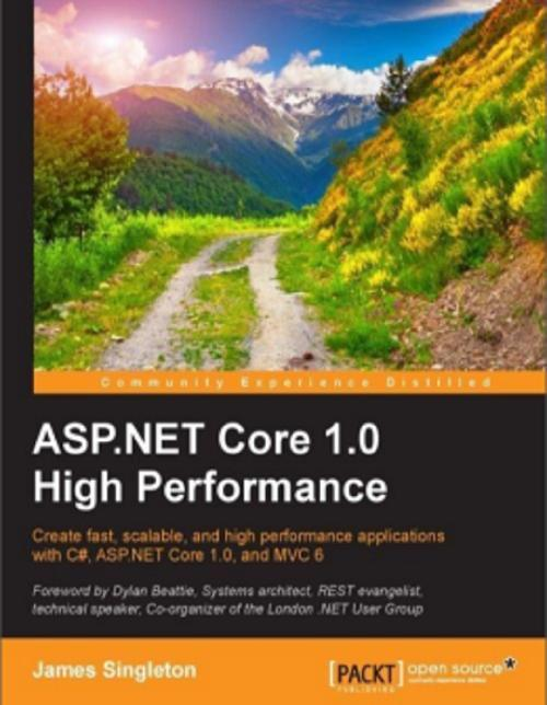 Asp.net Core 1.0 High Performance By Digital Ebookstore.