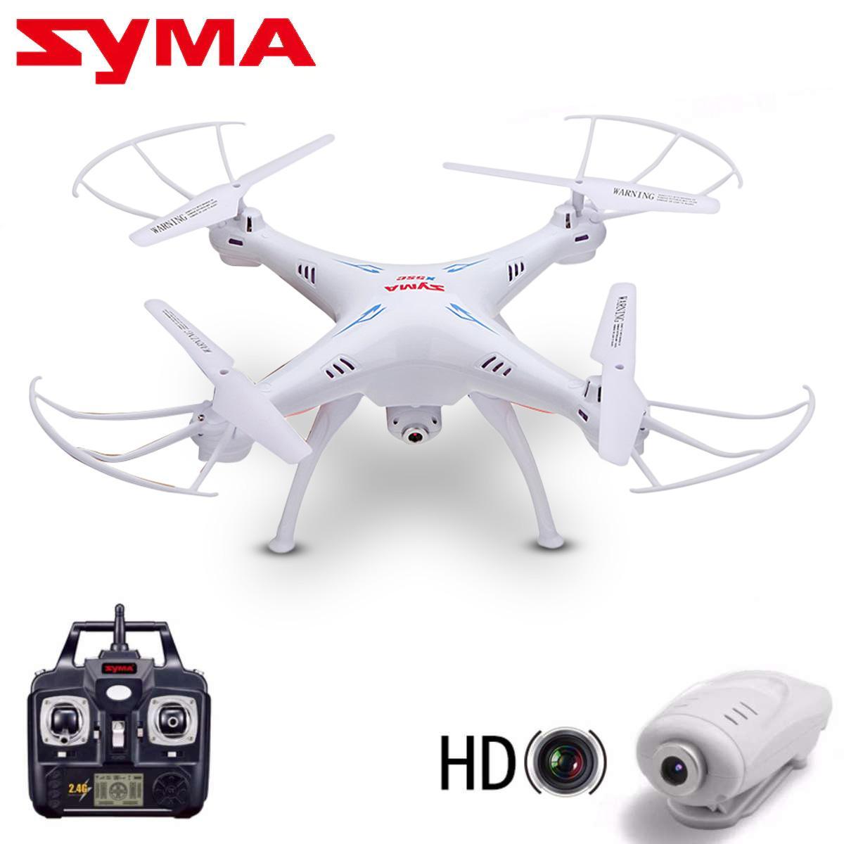 72833e0d542 Syma X5SC Explorers 4 Channel 2.4GHz R/C 6-Axis Gyro Quadcopter Drone