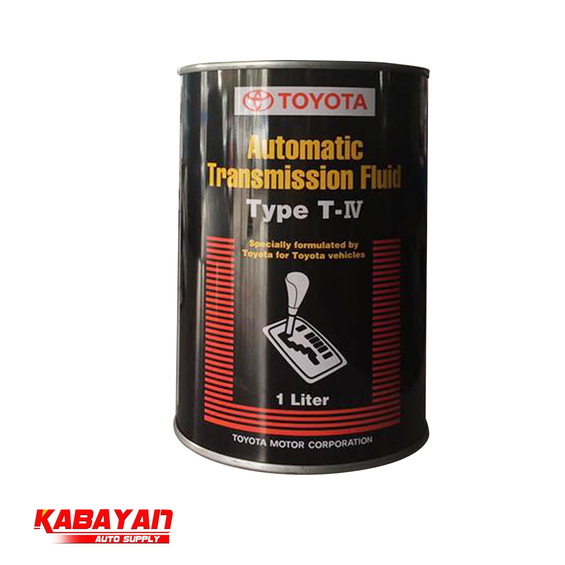 Toyota Atf Automatic Transmission Fluid