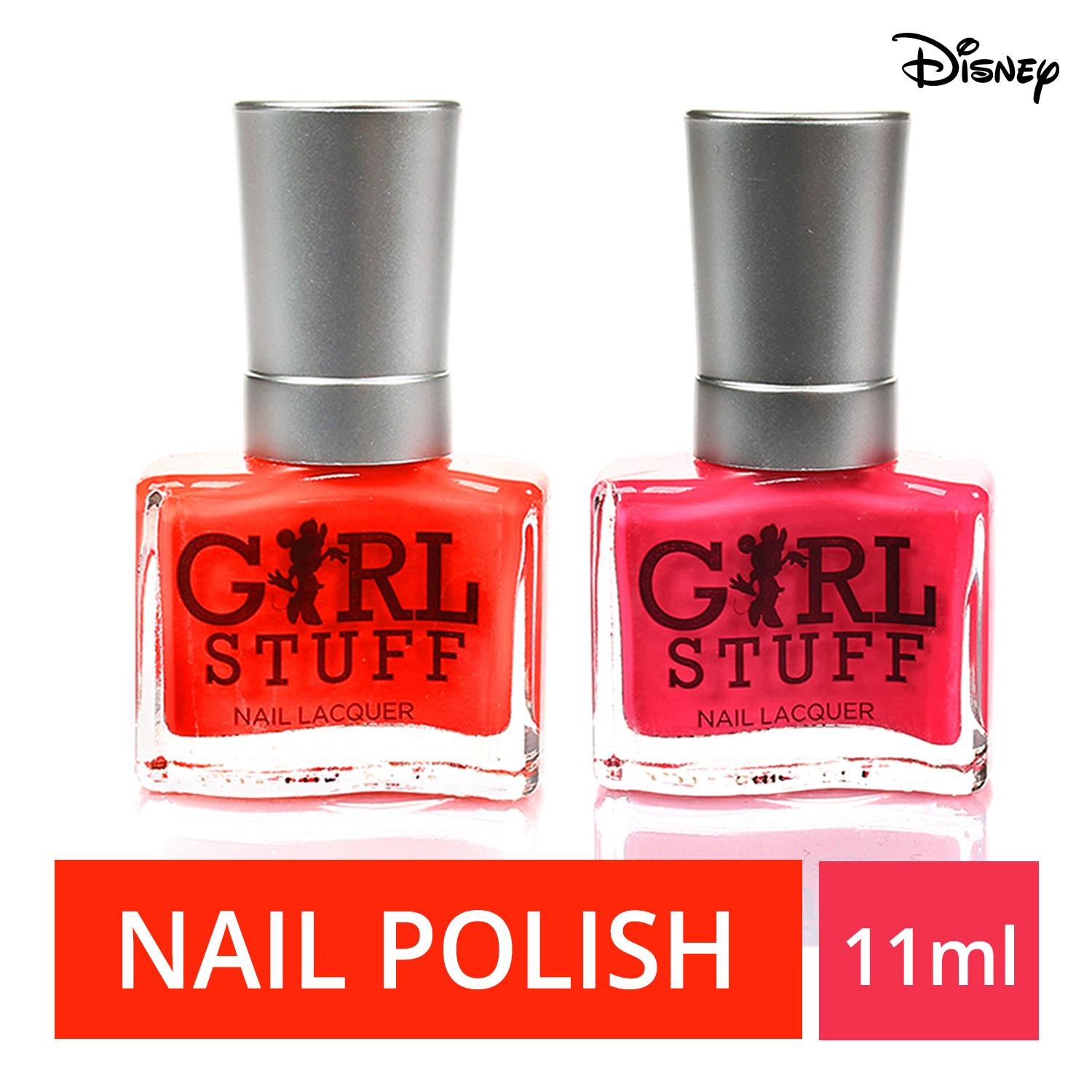 Disney Minne Mouse Nail Polish Set of 2 Philippines