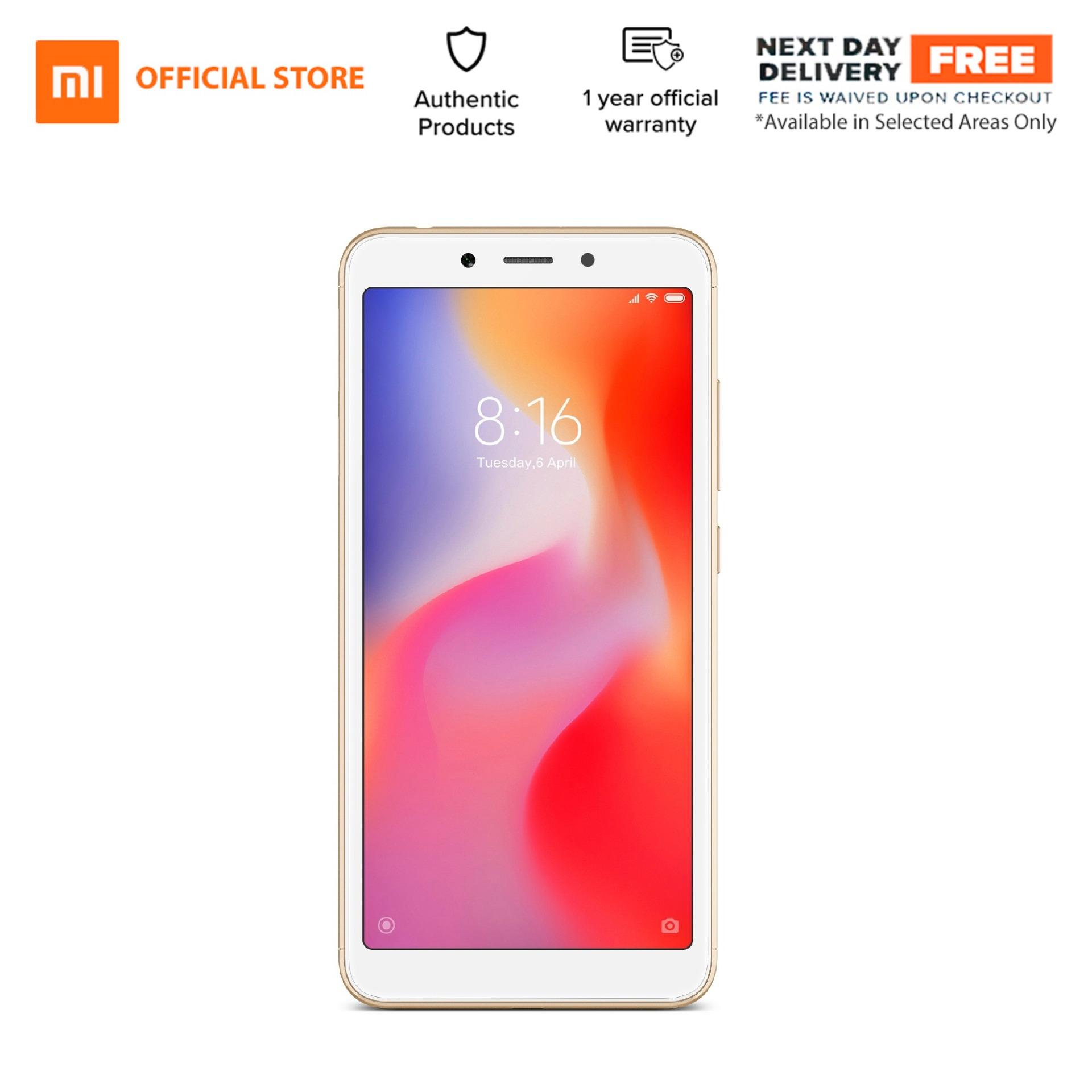 Cheap Xiaomi Phone Products For Sale Lazada Philippines Bestseller Redmi 4x Prime Ram 3gb Internal 32gb 6 4gb 64gb Rom