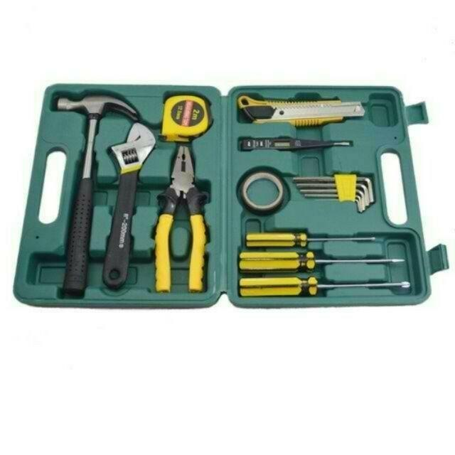 LECHG TOOLS 16pcs HANDY. TOOLS SET LC8016 Philippines