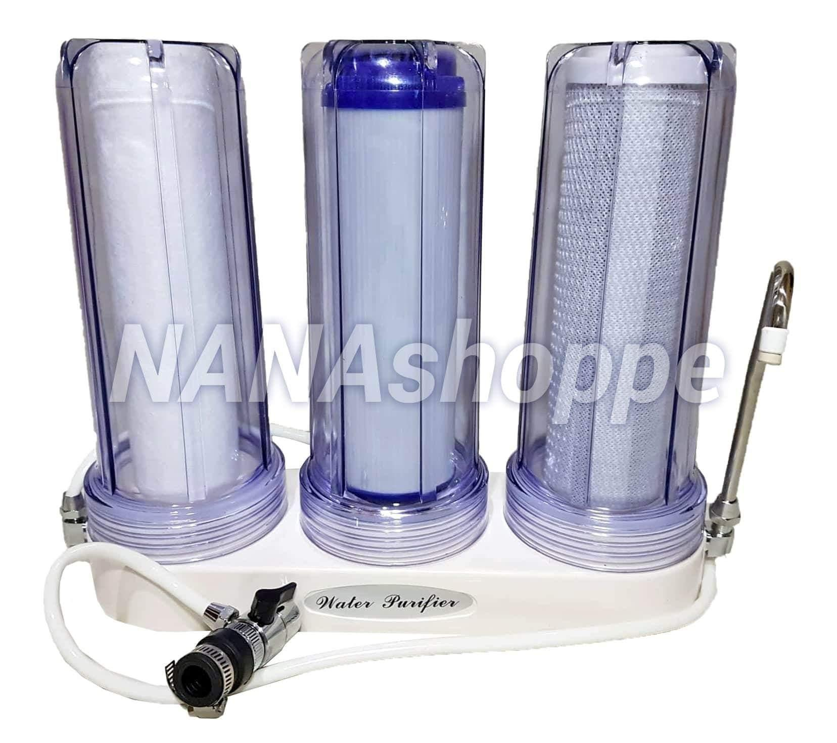 WATER PURIFIER COMPLETE SET