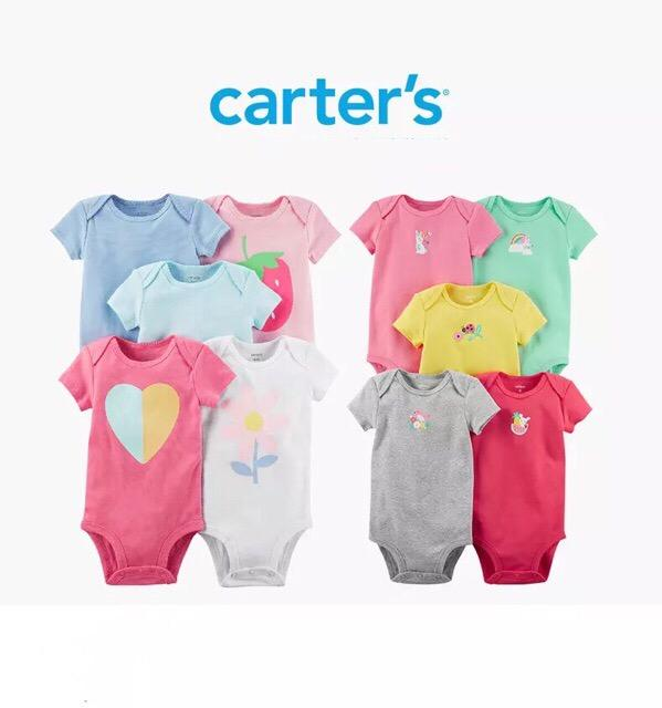 Baby Girl Set Of Two Carters Onsies Floral 18 Months Girls' Clothing (newborn-5t) Clothing, Shoes & Accessories